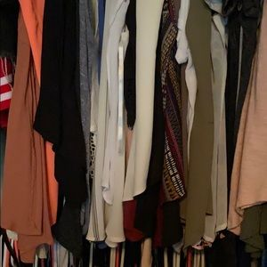 Selling entire closet mystery box